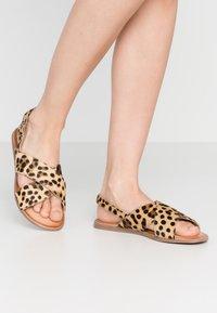 Gioseppo - Sandals - brown - 0