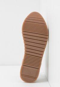 Gioseppo - SARCHI - Platform sandals - beige - 6