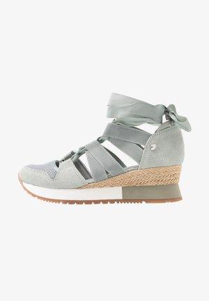 SAVOCA - Sneakersy niskie - azul