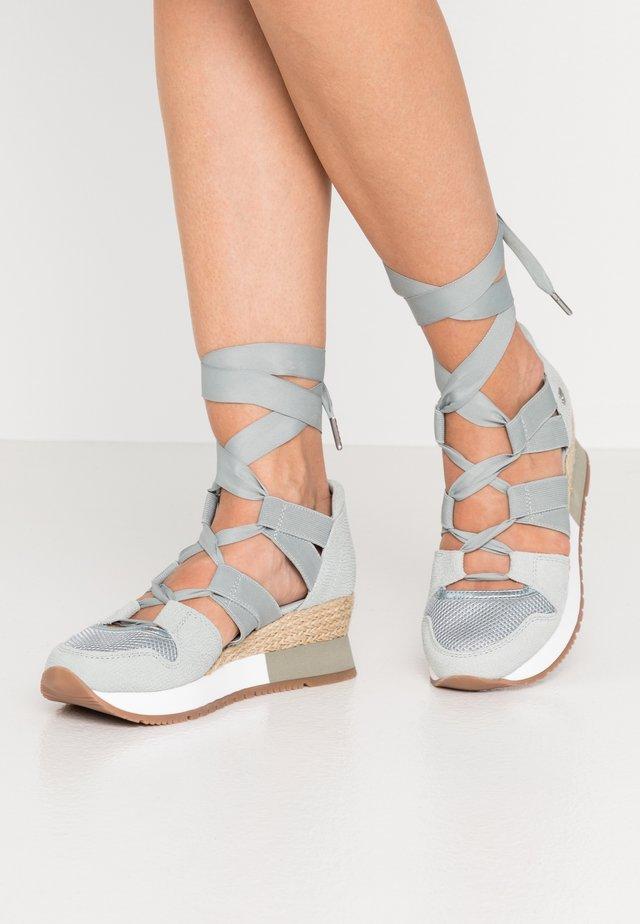 SAVOCA - Sneakers - azul