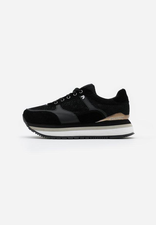 AUSSEE - Sneakers - black