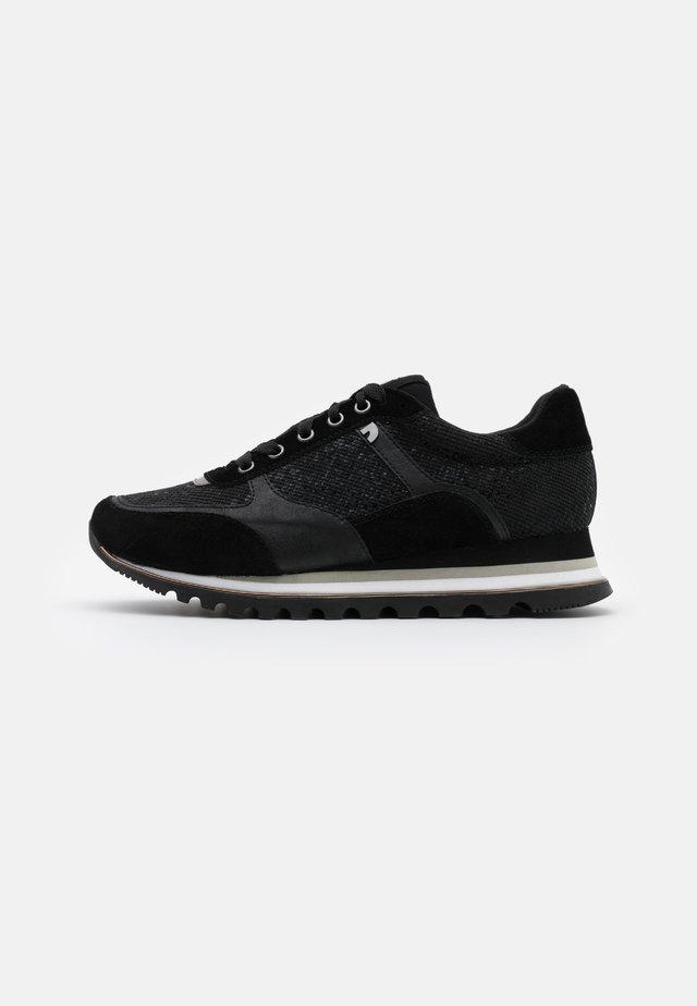 DARUVAR - Sneakers - black