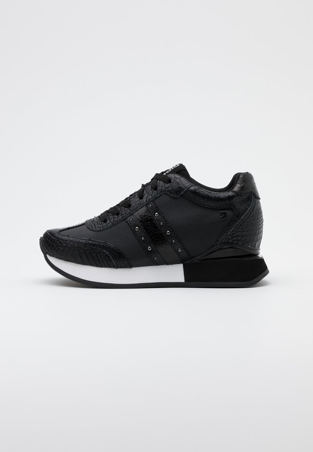 FRANZBURG - Sneakers - black