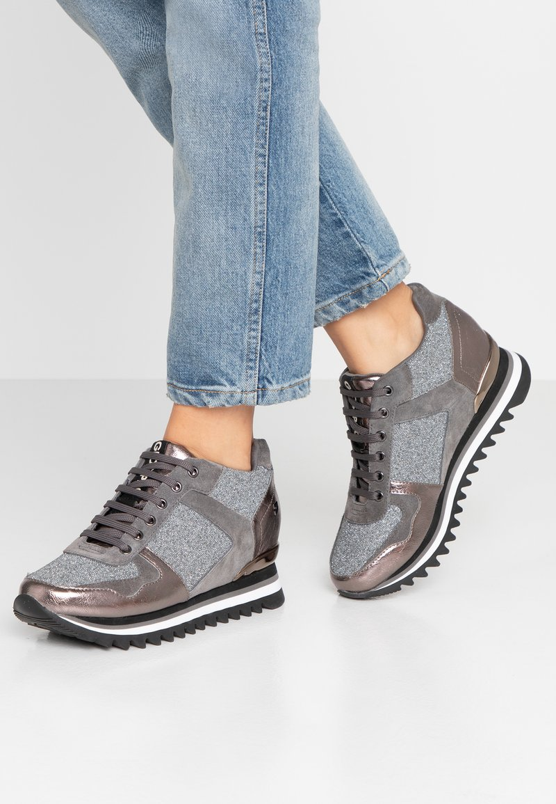 Gioseppo - Sneakers laag - pewter