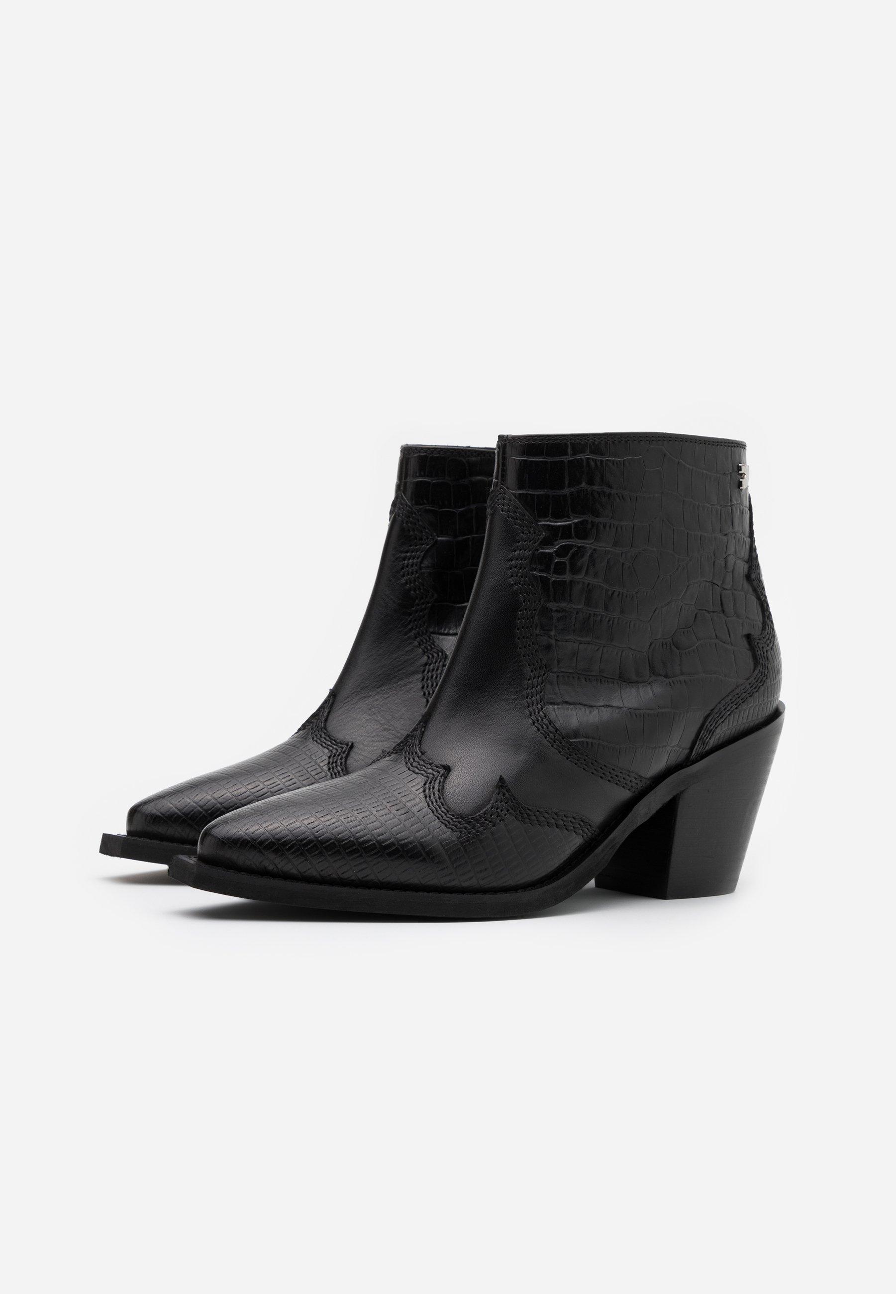 Gioseppo RENCHEN - Ankle Boot - black | Damen Schuhe 2020