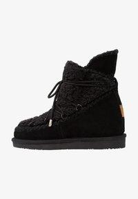 Gioseppo - Kotníkové boty na klínu - black - 1