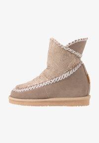 Gioseppo - Kotníkové boty na klínu - sand - 1