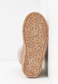 Gioseppo - Kotníkové boty na klínu - sand - 6