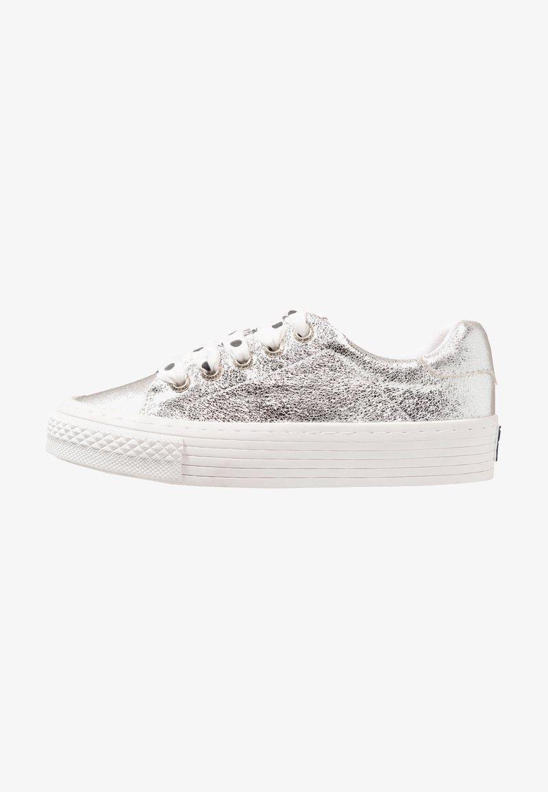 Gioseppo - ROVIGO - Sneaker low - plata