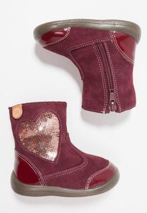 Dětské boty - burdeos