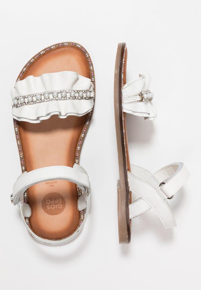 Gioseppo - Sandaler - blanco