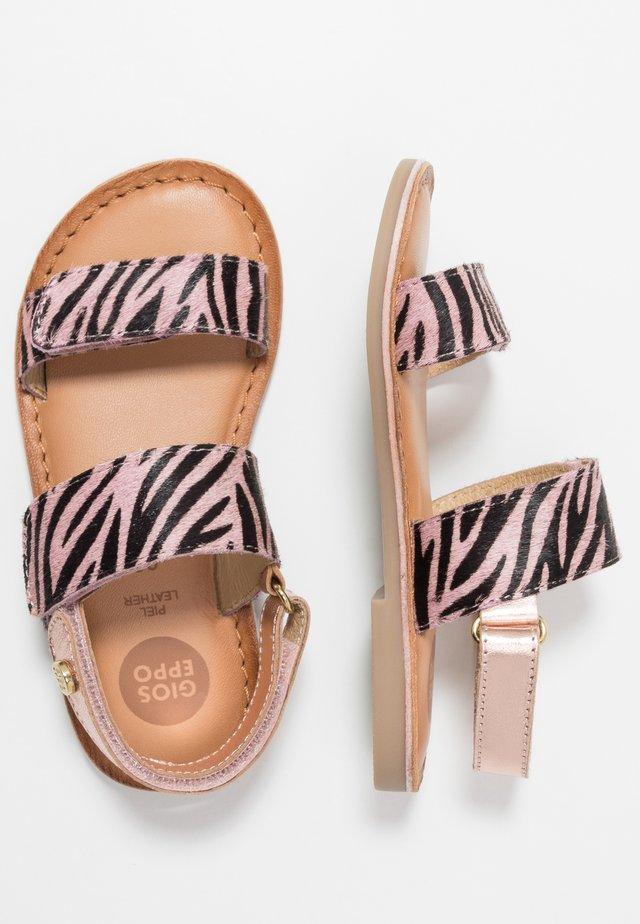TAMARAC - Sandals - gold