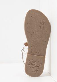 Gioseppo - TERRASINI - Sandals - white - 5