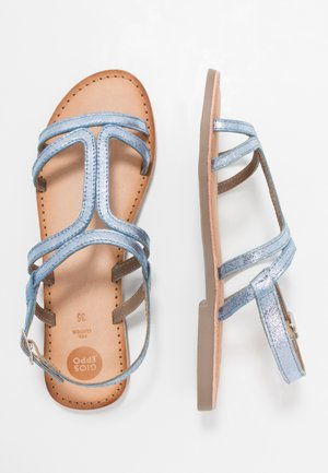 PESARO - Sandales - azul