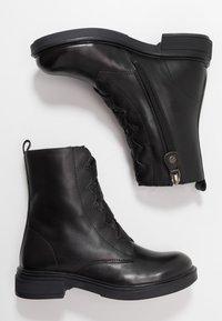 Gioseppo - Kotníkové boty - black - 0