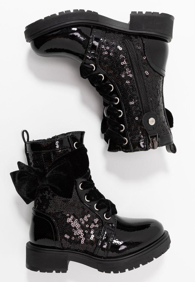 Gioseppo - Snørestøvletter - black