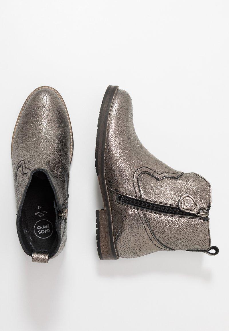 Gioseppo - Classic ankle boots - plomo