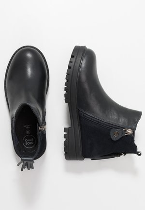 Korte laarzen - navy
