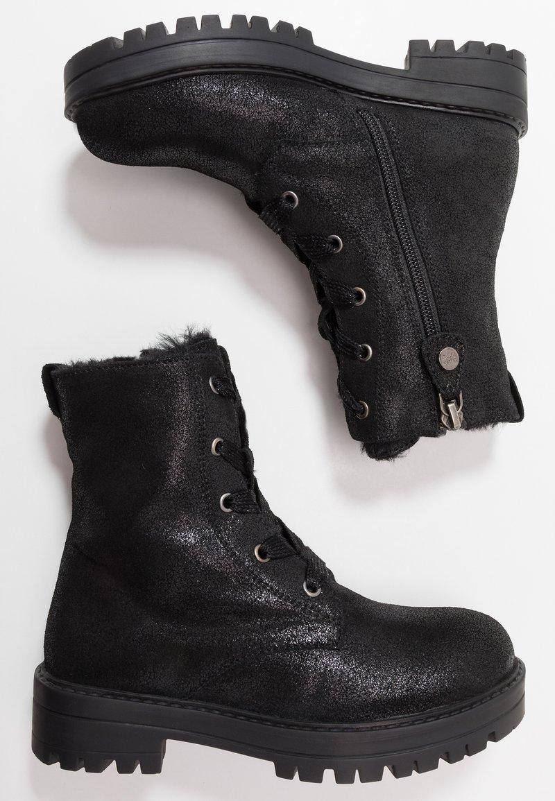 Gioseppo - Bottines à lacets - black