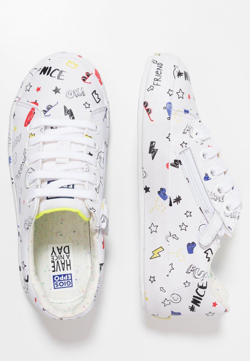 Gioseppo - DUNKERQUE - Sneaker low - blanco
