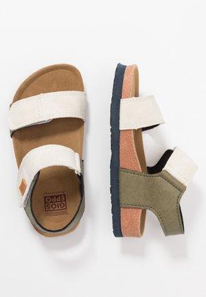 HAYWARD - Sandals - khaki