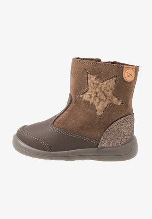 Baby shoes - taupe