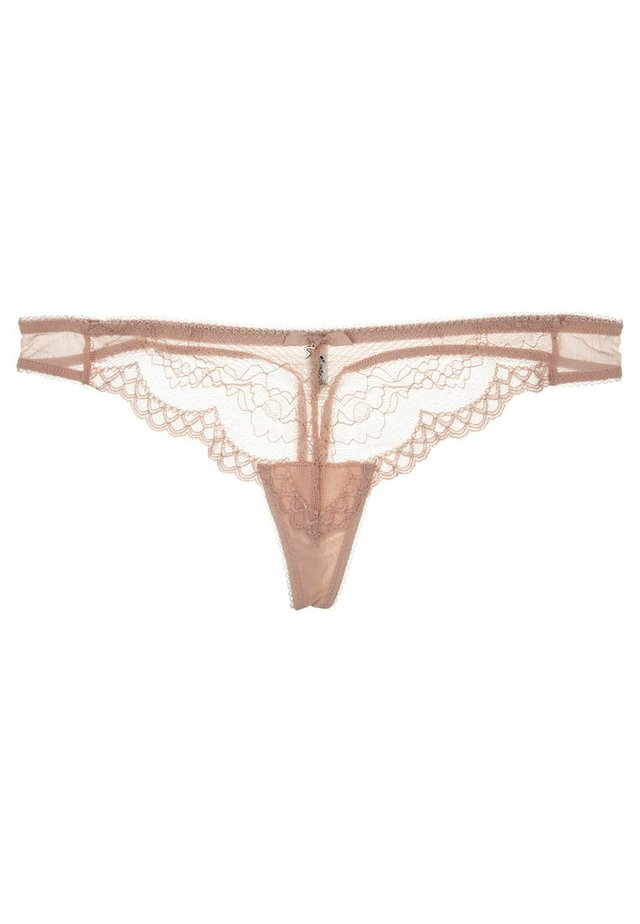 SUPERBOOST THONG - String - nude