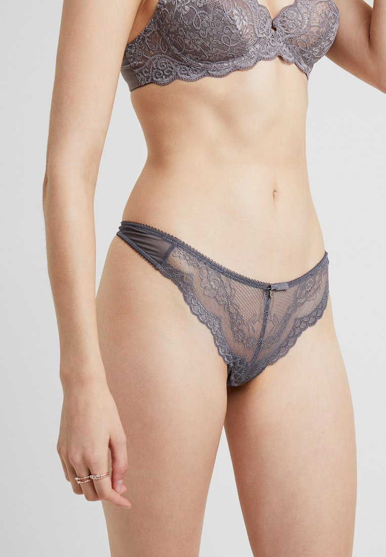 Gossard - SUPERBOOST THONG - String - platinum