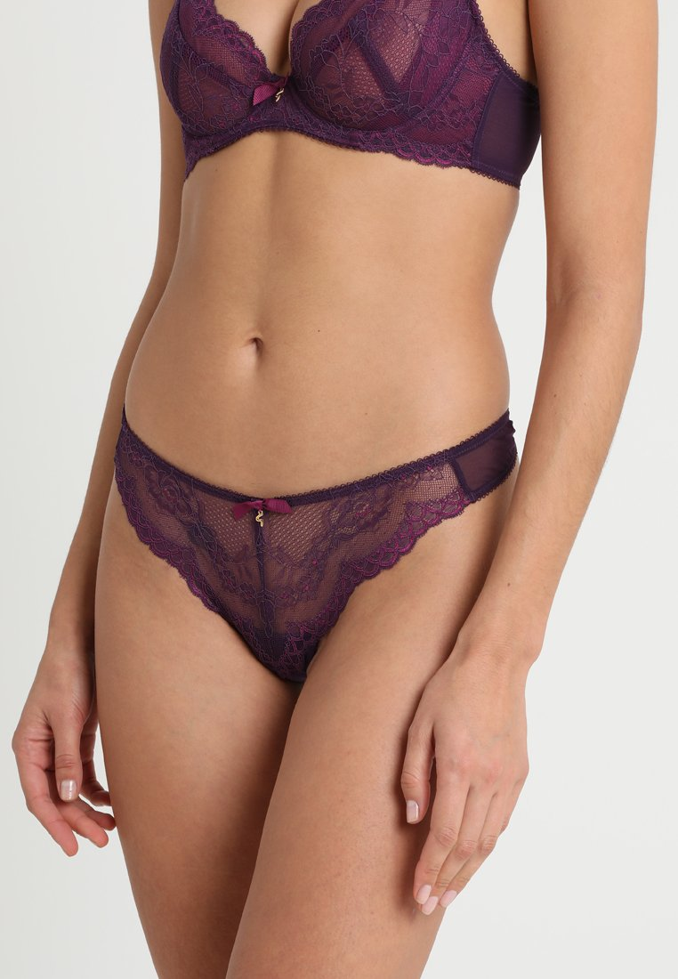Gossard - SUPERBOOST THONG - String - purple