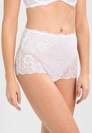 GYPSY DEEP SHORT - Culotte - white