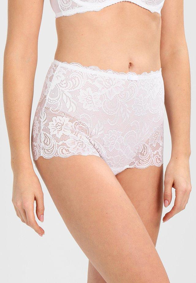 GYPSY DEEP SHORT - Panties - white