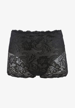 GYPSY DEEP SHORT - Shorty - black