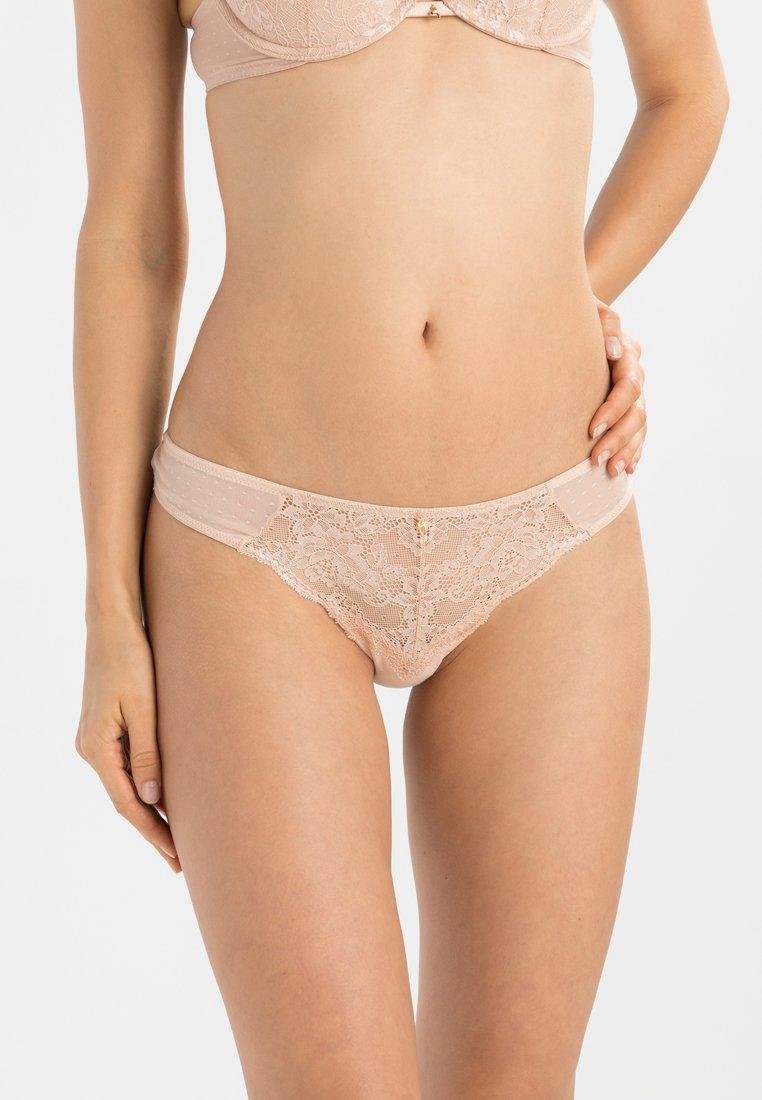 Gossard - LACEY - Push-up BH - nude