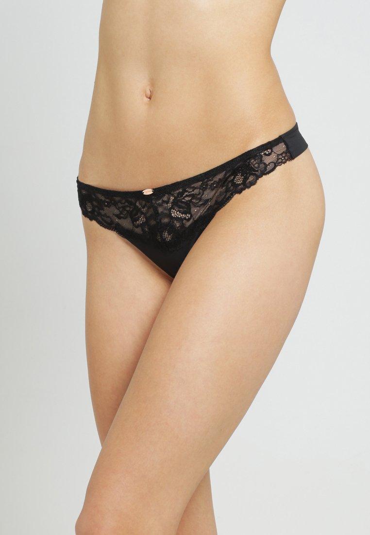 Gossard - GLAMOUR  - String - black/nude