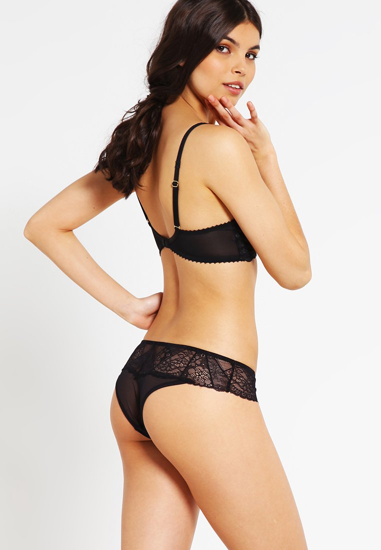 BraSoutien Apex High up gorge Gypsy Black Gossard Plunge Push OPwk8n0