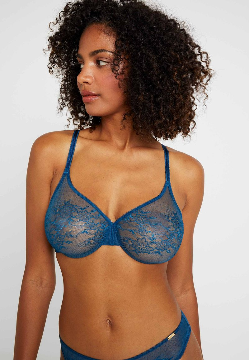 Gossard - GLOSSIES MOULDED - Beugel BH - teal