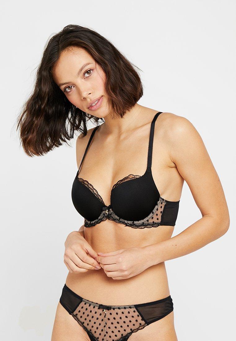 Gossard - SCARLETT PADDED PLUNGE BRA - Push-up bra - black