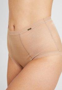 Gossard - GLOSSIESDEEP BRIEF - Kalhotky/slipy - nude - 4