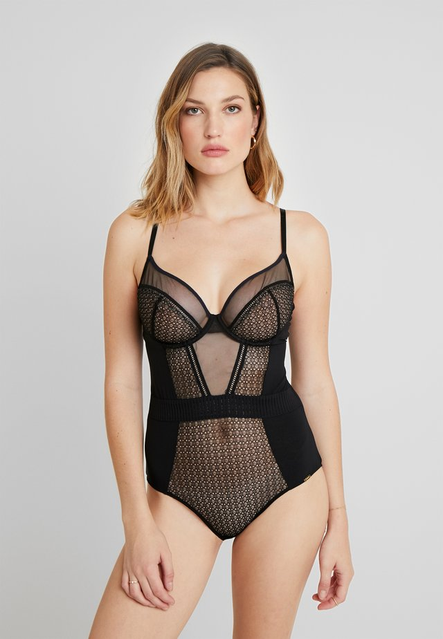 GRAPHIC LUXE - Body - black