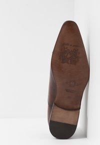 Giorgio 1958 - Zapatos con cordones - cognac - 4