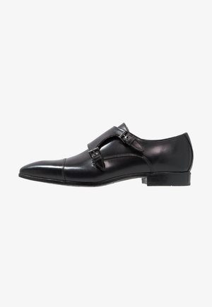 Business-Slipper - serrano nero