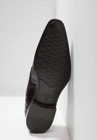 Giorgio 1958 - Scarpe senza lacci - brown - 4