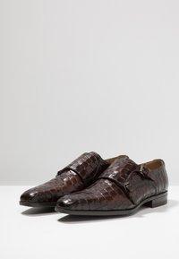 Giorgio 1958 - Scarpe senza lacci - brown - 2