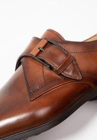 Giorgio 1958 - Business-Slipper - cognac - 5
