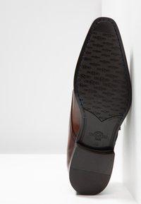 Giorgio 1958 - Business-Slipper - cognac - 4