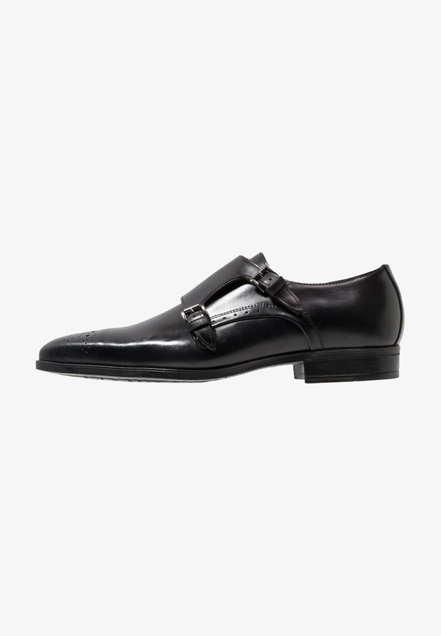 Business-Slipper - black