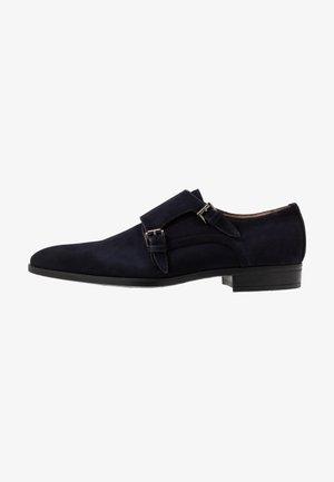 Elegantní nazouvací boty - amalfi notte