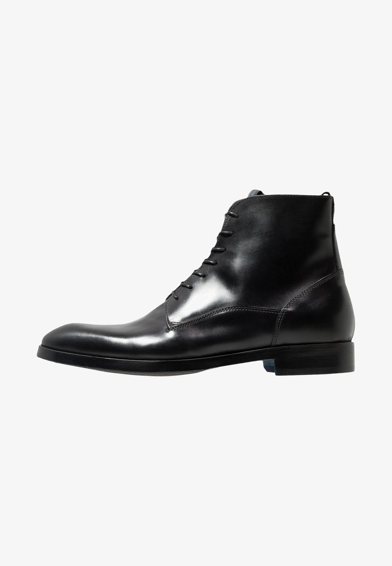 Giorgio 1958 - Bottines à lacets - black