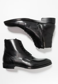 Giorgio 1958 - Lace-up ankle boots - black - 1