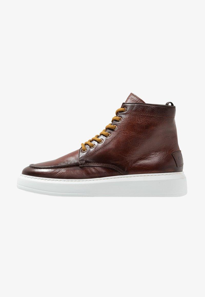 Giorgio 1958 - Bottines à lacets - brown